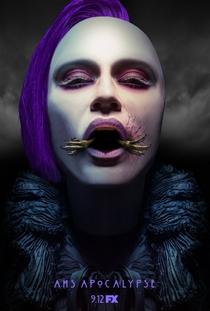 American Horror Story: Apocalypse (8ª Temporada) - Poster / Capa / Cartaz - Oficial 4