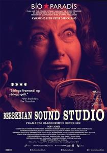 Berberian Sound Studio - Poster / Capa / Cartaz - Oficial 11