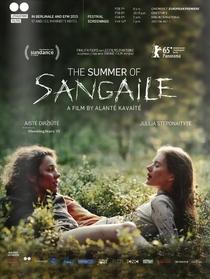 O Verão De Sangaile - Poster / Capa / Cartaz - Oficial 1