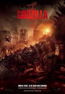 Godzilla - Poster / Capa / Cartaz - Oficial 11