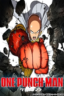 One Punch Man (1ª Temporada) - Poster / Capa / Cartaz - Oficial 3