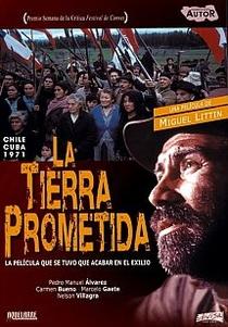 La tierra prometida  - Poster / Capa / Cartaz - Oficial 1