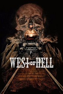 West of Hell - Poster / Capa / Cartaz - Oficial 1