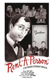 Rent-A-Person - Poster / Capa / Cartaz - Oficial 1