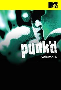 Punk'd (4ª Temporada) - Poster / Capa / Cartaz - Oficial 1