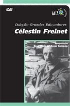 Coleção Grandes Educadores - Célestin Freinet - Poster / Capa / Cartaz - Oficial 1