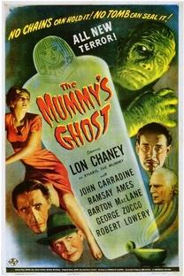 O Fantasma da Múmia - Poster / Capa / Cartaz - Oficial 5