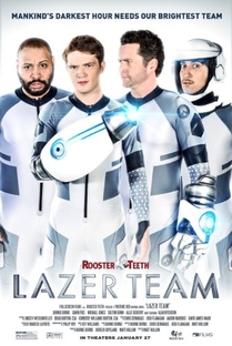 Lazer Team - Poster / Capa / Cartaz - Oficial 1