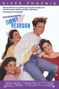 Uma Noite na Vida de Jimmy Reardon  - Poster / Capa / Cartaz - Oficial 1