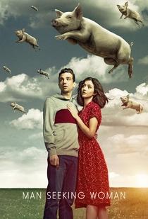 Man Seeking Woman (3ª Temporada) - Poster / Capa / Cartaz - Oficial 1