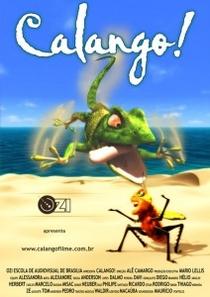 Calango! - Poster / Capa / Cartaz - Oficial 1