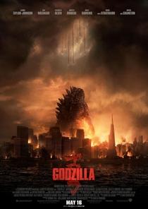 Godzilla - Poster / Capa / Cartaz - Oficial 1