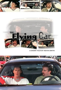 The Flying Car - Poster / Capa / Cartaz - Oficial 3