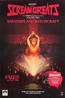 Scream Greats, Vol. 2: Satanismo e Bruxaria - Poster / Capa / Cartaz - Oficial 1