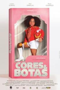 Cores e Botas - Poster / Capa / Cartaz - Oficial 1