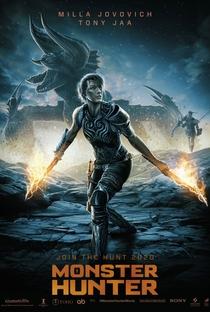 Monster Hunter - Poster / Capa / Cartaz - Oficial 7