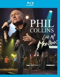 Phil Collins Live at Montreux - Poster / Capa / Cartaz - Oficial 1