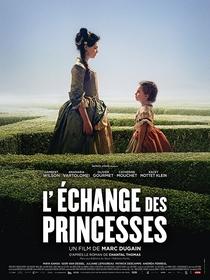 Troca de Rainhas - Poster / Capa / Cartaz - Oficial 2