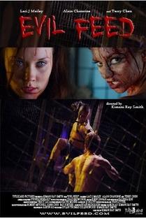 Evil Feed - Poster / Capa / Cartaz - Oficial 2