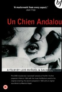 Um Cão Andaluz - Poster / Capa / Cartaz - Oficial 1