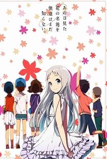 Ano Hi Mita Hana no Namae wo Bokutachi wa Mada Shiranai. - Poster / Capa / Cartaz - Oficial 1