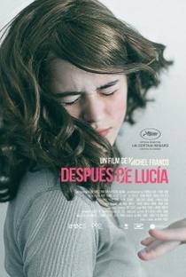 Depois de Lúcia - Poster / Capa / Cartaz - Oficial 1