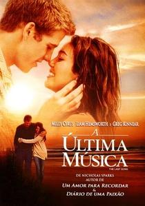 A Última Música - Poster / Capa / Cartaz - Oficial 5