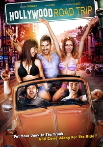 Hollywood Road Trip - Poster / Capa / Cartaz - Oficial 1