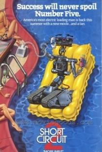 Um Robô em Curto Circuito 2 - Poster / Capa / Cartaz - Oficial 5