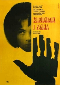 Zbrodniarz i Panna - Poster / Capa / Cartaz - Oficial 1