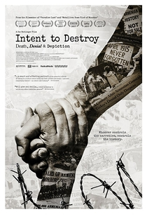 Intent to Destroy - Poster / Capa / Cartaz - Oficial 1