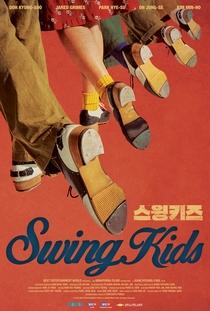 Swing Kids - Poster / Capa / Cartaz - Oficial 1