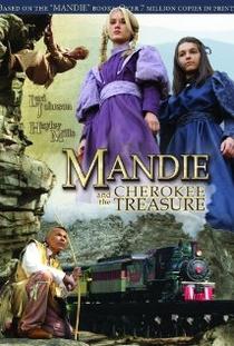 Mandie e o Tesouro Cherokee - Poster / Capa / Cartaz - Oficial 1