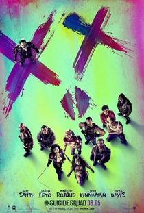 Esquadrão Suicida - Poster / Capa / Cartaz - Oficial 1