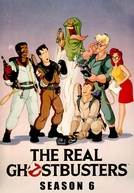os caça fantasmas 6a temporada a série animada (the real ghostbusters season 6)