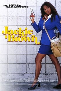 Jackie Brown - Poster / Capa / Cartaz - Oficial 4