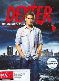 Dexter (2ª Temporada) - Poster / Capa / Cartaz - Oficial 2
