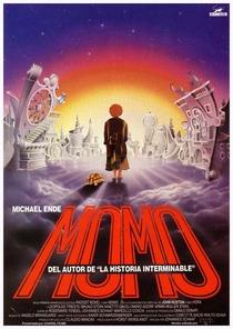 Momo e o Senhor do Tempo - Poster / Capa / Cartaz - Oficial 4