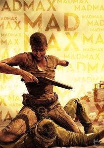 Mad Max: Estrada da Fúria - Poster / Capa / Cartaz - Oficial 14