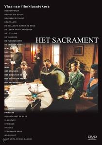 Het sacrament  - Poster / Capa / Cartaz - Oficial 1