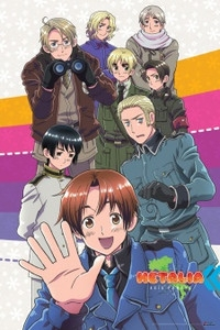 Hetalia: World Series - Poster / Capa / Cartaz - Oficial 2