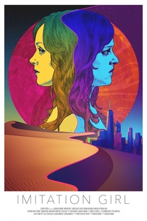 Imitation Girl - Poster / Capa / Cartaz - Oficial 2