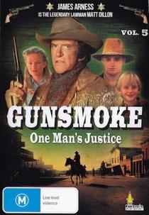 Gunsmoke - A Justiça de um Homem - Poster / Capa / Cartaz - Oficial 4