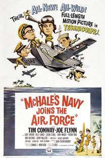 Os Marujos... na Força Aérea - Poster / Capa / Cartaz - Oficial 1