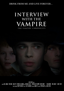 Entrevista Com o Vampiro - Poster / Capa / Cartaz - Oficial 2