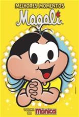 Turma da Mônica: Magali Melhores Momentos - Poster / Capa / Cartaz - Oficial 1