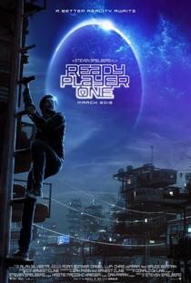 Jogador Nº 1 - Poster / Capa / Cartaz - Oficial 2