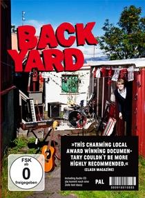 Backyard - Poster / Capa / Cartaz - Oficial 1