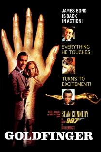 007 - Contra Goldfinger - Poster / Capa / Cartaz - Oficial 5