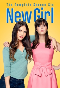 New Girl (6ª Temporada) - Poster / Capa / Cartaz - Oficial 2